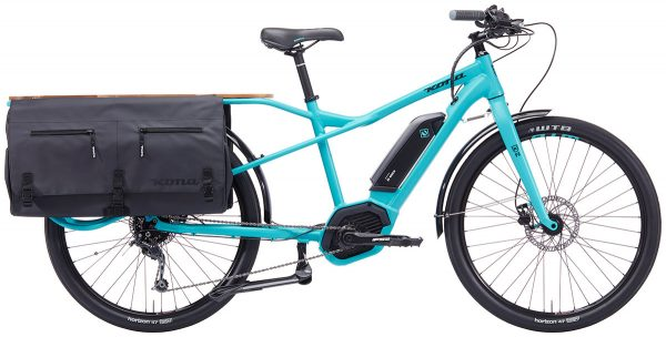 Kona Electric UTE